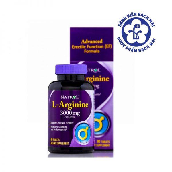 Sản-phẩm-thuốc-thảo-dược-bổ-sung-sinh-lý-nam-giới-L-Arginine-3000mg
