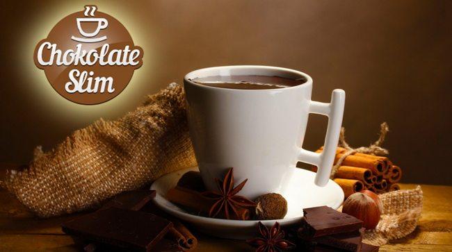 Giảm cân nhờ chocolate slim