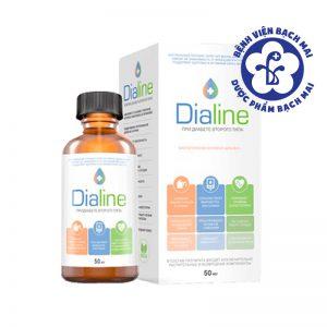 Thuốc uống Dialine chữa bệnh tiểu đường hiệu quả