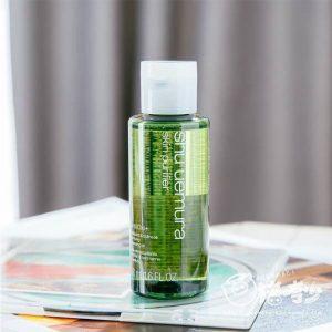 dau-tay-trang-shu-uemura-cleansing-oil-ultimate-50ml-xanh-la