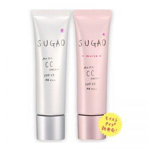 kem-nen-cc-cream-sugao-air-fit-spf23-pa-25g-trang