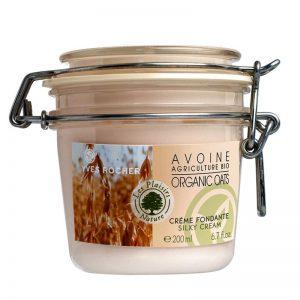 kem-duong-am-yves-rocher-organic-oats-silky-toan-than