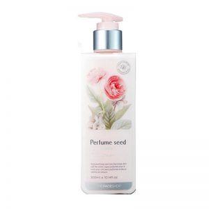 sua-duong-the-perfume-seed-velvet-body-milk