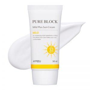 kem-chong-nang-apieu-pure-block-natural-daily-suncream-spf45-1
