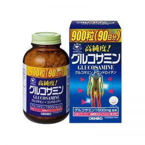 vien-uong-glucosamine-orihiro-1500mg-cua-nhat-900-vien
